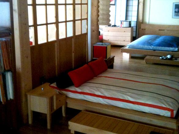 Montaje de futones y exposici n de muebles en oiartzun dpo ingenieros y arquitectos - Haiku futon ...